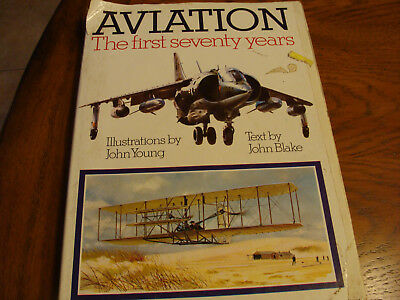 aviation - the first 70 years