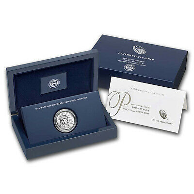 2017-W 1 oz Proof Platinum American Eagle (w/Box & COA) - SKU #102961