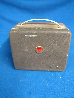 Vintage Kodak Brownie Movie Projector 8Mm Model 1 One Six