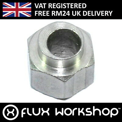 Hex Eccentric Spacer 5x6.35mm (8.85mm) V-Slot V-Wheels Linear Rail Flux Workshop