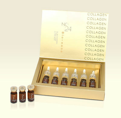 Nc24 Concentrated Collagen Liquid 100% 6X10Ml Per Box (Not For Injection)