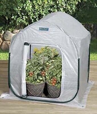 Pop-Up Plant House Portable Garden Greenhouse Growing Cold Weather Flowerhouse