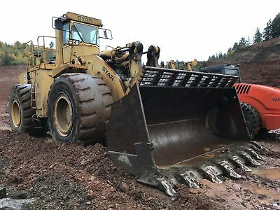 1979 Caterpillar 992C Wheel Loader Wheel Loaders