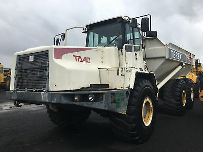 2005 Terex TA40 Articulated Dump Truck Articulated Dump Trucks