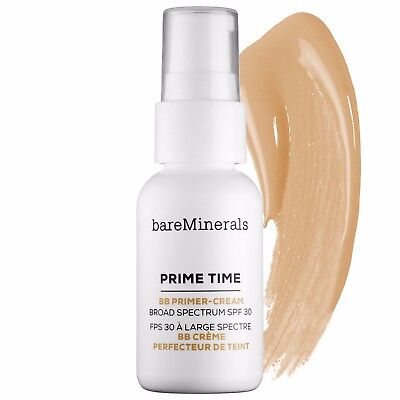 "bareMinerals Prime Time BB Primer-Cream SPF 30 ""30ml / 1 oz"" - MEDIUM"