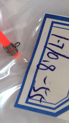 1 of 2 Enclosed Double Spring Eye Fitting Antenna bnFor Pole Fish Floats 7 sizes