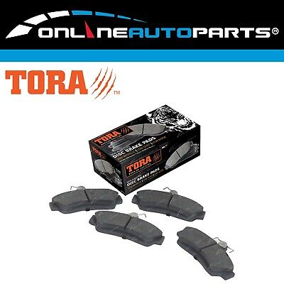 Rear Disc Brake Pad Set Holden Commodore VT VX VU VY VZ Sedan Ute Wagon  9/97-06