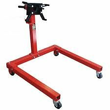 ENGINE STAND 680KG TOOL TRAY  Heavy Duty Industrial Workshop Cars Crane