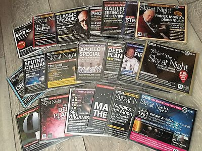 Sky At Night Magazine BBC Astronomy Science 20 CD Collection 2006-2010 Various