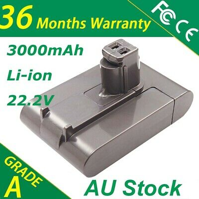 22.2V 3000mAh Battery For Dyson DC31 DC34 DC35 Vacuum Cleaner Type A DC44
