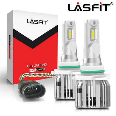 LASFIT LED Headlight Low Beam 9012 for 2013-2015 Dodge Ram 1500 2500 w/projector