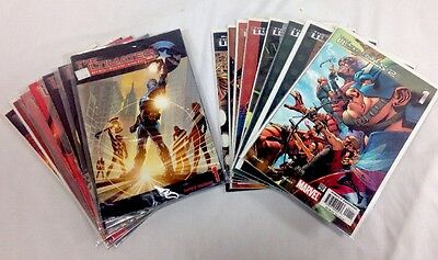 The Ultimates Series 1 & 2 Complete. Single Issues Great Shape Avengers Millar