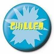 Chilled Badge - UV CLEARANCE SALE