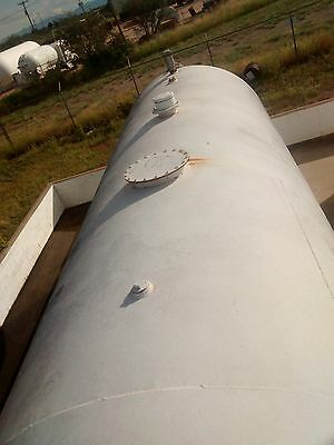 Fuel Tank 12,000 Gallon Horizontal Single Wall UL 142 Listed