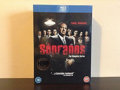 The Sopranos - Complete Collection [Blu-ray *BRAND NEW*