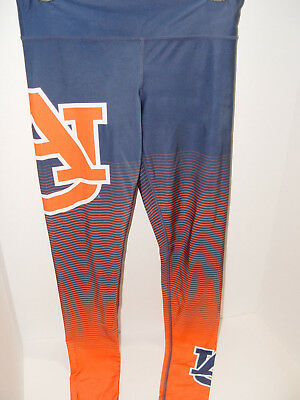 4958dfae852ddc AUBURN TIGERS LEGGINGS Small-XXL (0-14) Football College University ...