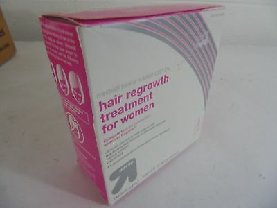 UP&UP Hair Regrowth Treatment For Women (Minoxidil Topical Solution)