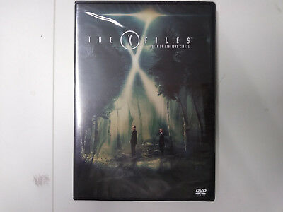 The X-Files - Stagione 5 (6 DVD - Restage) - ITALIANO ORIGINALE SIGILLATO -