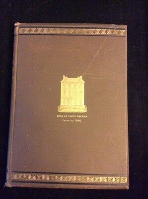 History of the Bank of North America 1781-1881 by Lewis  Lawrence. Rare Economic