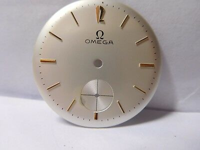 ORIGINAL DIAL FOR OMEGA WRIST WATCH d= 31,8 mm. - NEW OLD STOCK