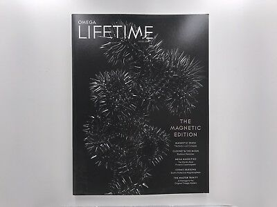 Omega Lifetime Magazine 2017 The Magnetic Edition - No. 18