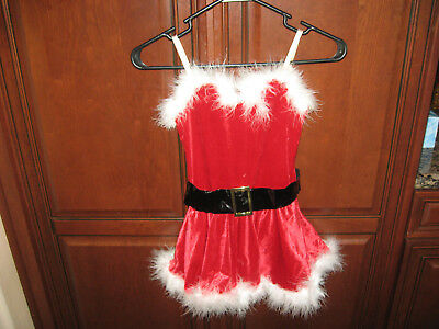 Adorable Girls 'Santa Baby' Dance Costume by Curtain Call
