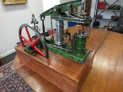 Stuart Major Beam Steam Engine