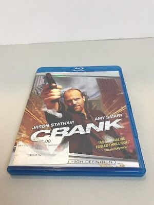 Crank Jason Statham Amy Smart Gently Used Private Collection Tested