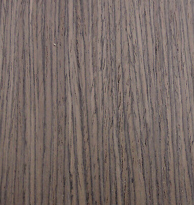 "Wenge Pangar composite wood veneer 24"" x 120"" on paper backer 1/40"" thickness"