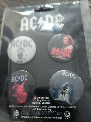 AC/DC buttons