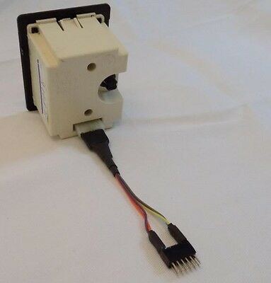 BMW E30 Euro clock plug and play adapter - for 6 Button OBC - adapter only