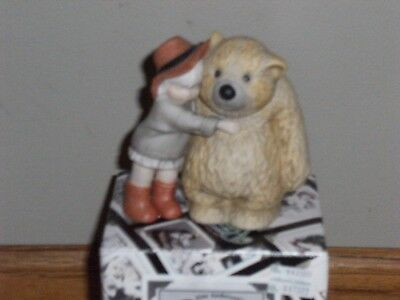 Kim Anderson Pretty As A Picture Give More Hugs & Love Figurine #535656 #15