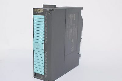 Siemens 6Es7332-7Nd02-0Ab0 Simatic S7 Sm 332 I/o Analogue Output Module