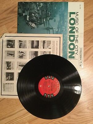 Music Of The City Of London Record Album