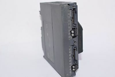 SIEMENS 6ES7332-7ND02-0AB0 SIMATIC S7 SM 332 I/O ANALOGUE OUTPUT MODULE No Front