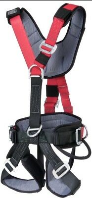 1/2 OFF RETAIL!  CMC ProTech Class III Fire Rescue Harness -L / XL Item #002824