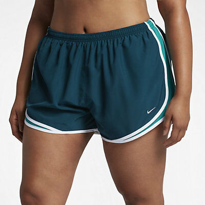 Nike Womens Dri Fit Dry Tempo 2 in 1 Training Shorts  2X 2XL XXL  Save 35%