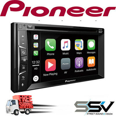 "PIONEER AVH-Z3000DAB 6.2"" DAB+ Multimedia Player W/ Apple CarPlay AVHZ3000DAB Pi"