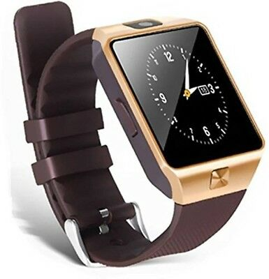 Smartwatch Plus Unlocked Watch Cell Phone Bluetooth for iPhone Android Samsung