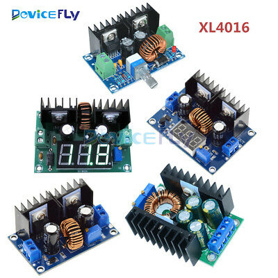 XL4016 DC CC 8A 200/280W Step Down Buck Converter 7-40V To 1.2-35V Power Module
