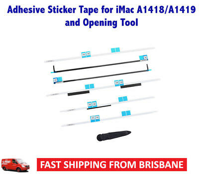 Apple Slim iMac A1418/A1419 LCD Screen Adhesive Stickers Tape and Opening Tool