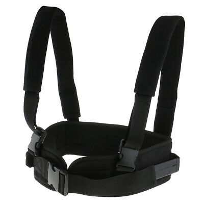 Standing Aids & Supports Transfer And Walking Gait Belt With Hand Grips