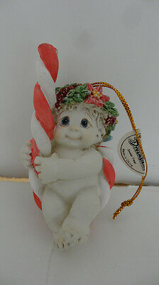 Set Of 2 Dreamsicles Hanging Christmas Tree Ornaments New