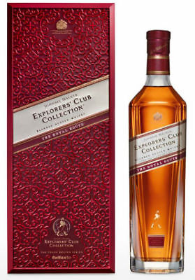 Johnnie Walker Royal Route - Blended Scotch Whisky - 1L