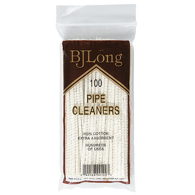 "BJ Long 6.5"" Regular Pipe Cleaners"