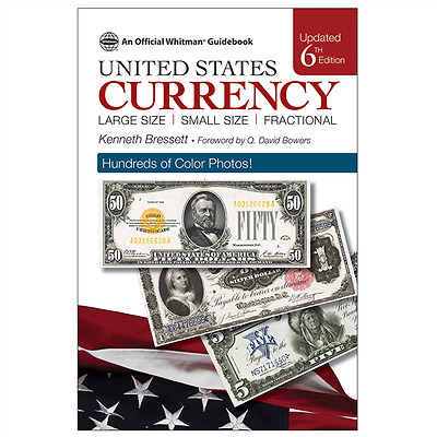 LOOK! A Guide Book of United States Currency 6th Edition IN STOCK AND SHIPPING
