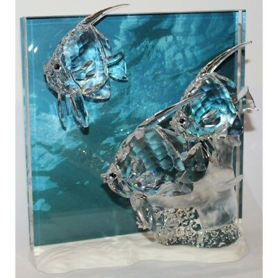 Swarovski Kristall - Wonders Of The Sea - Gemeinschaft Zu 9100 Nr 000 044 - Box