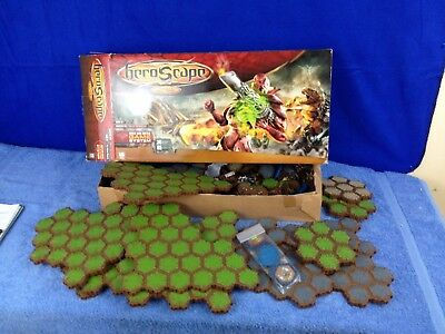 Heroscape Rise Of The Valkyrie Master Game PARTS LOT