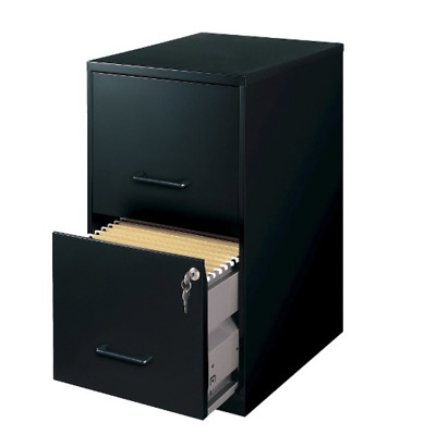 Legal File Cabinet Heavy Duty Lockable Filing Paper Document Modern Security