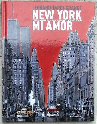 Tardi New York Mi Amor 2008 Tueur de cafards it's so hard Manhattan Meurtrier
